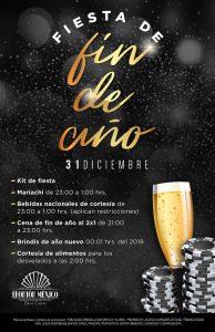 Gran Casino 31 diciembre 2018